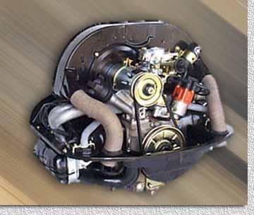 1641 Vw Engine Turnkey Complete Jcs Volks Master
