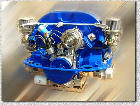 1776 Vw Engine Turnkey Complete Jcs Volks Machine