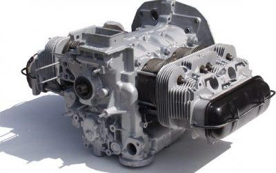 Stock Type 2 VW Bus Long Block Engine