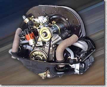 1600 Cc Vw Engine Turnkey Jcs Premium Stock Vw Beetle