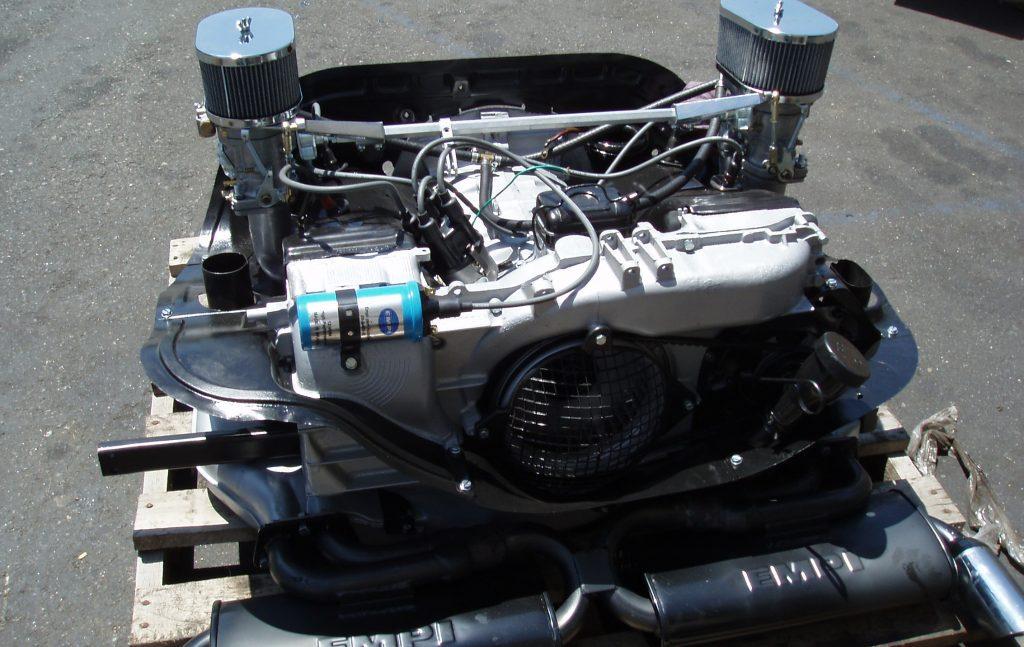 Type 2 VW Bus Engine Turnkey
