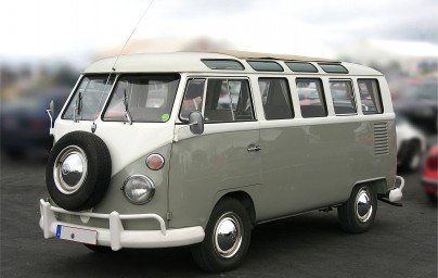 VW Bus, Camper's and Vanagons