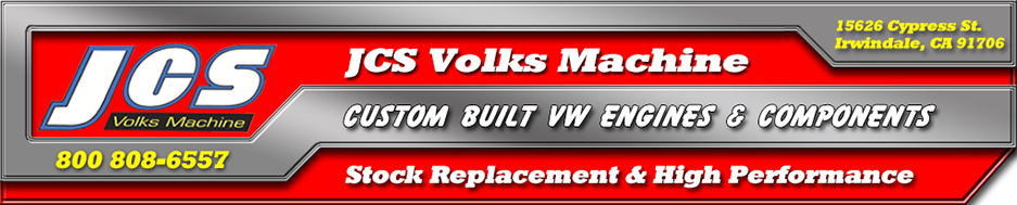 JCS Volks Machine