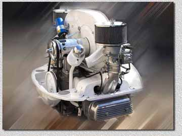 1914 Vw Engine Turnkey Complete