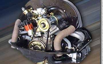 VW Engine 1600 Turnkey