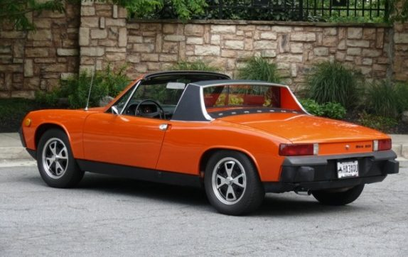 VW Engines for Porsche 914
